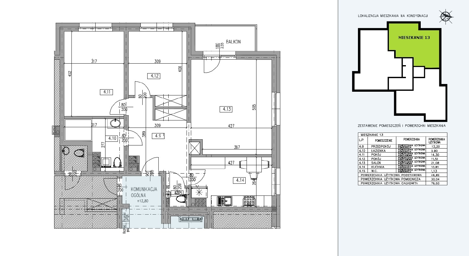 mieszkanie 77