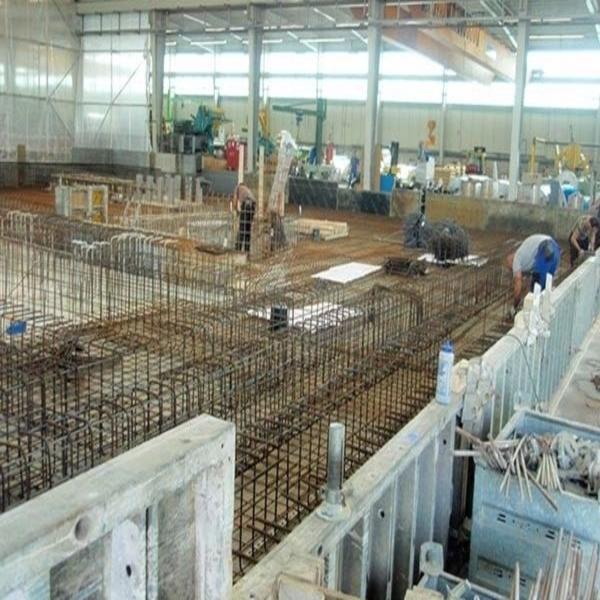 Budowa hal produkcyjnych i magazynowych fundamenty