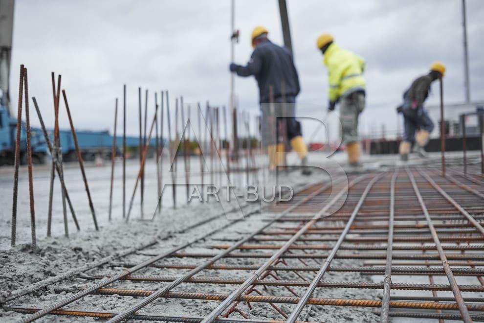 usługi betoniarskie prace