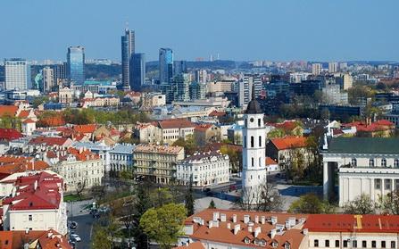apartamenty w Wilnie
