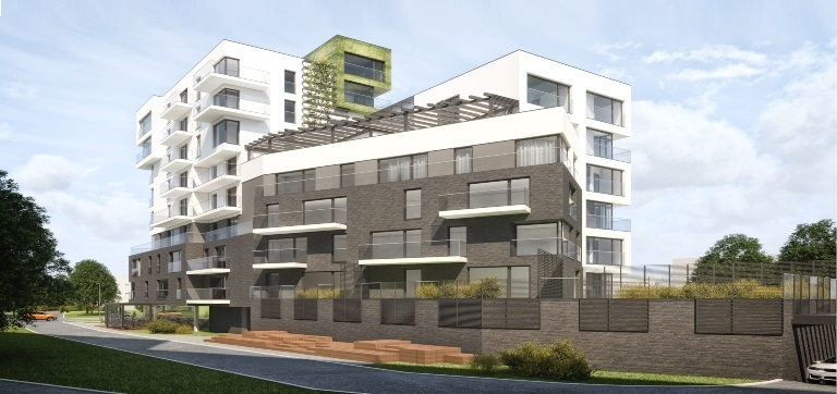 nowe apartamenty w centrum sosnowca