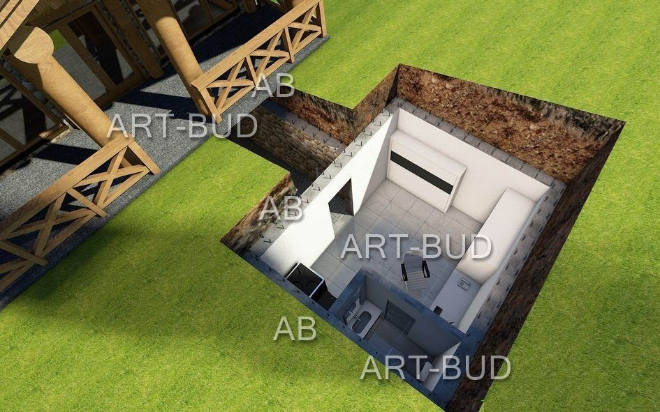 budowa bunkra